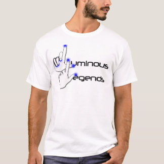 Luminous Legends Crew Shirt White (FINAL)