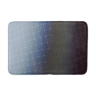 Luminous net bath mat