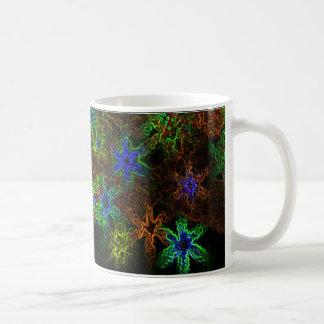 Luminous Squiggly Stars Mug