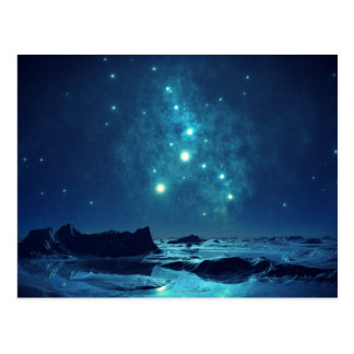 Luminous Stars Post Cards