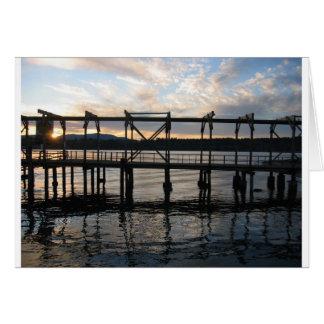 Lummi Island Ferry Crossing Card