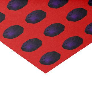 Lump of Coal Tissue Paper