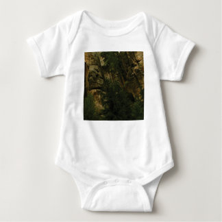 lumps and bumps of rock baby bodysuit
