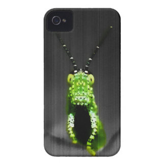 Lumpy Green Bug iPhone 4 Cover