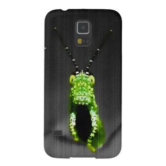 Lumpy Green Bug Galaxy S5 Cases