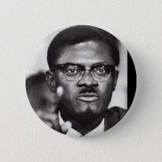 Lumumba 6 Cm Round Badge