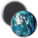 Luna Lovegood 6 Cm Round Magnet