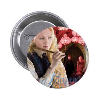 Luna Lovegood Montage Pinback Buttons