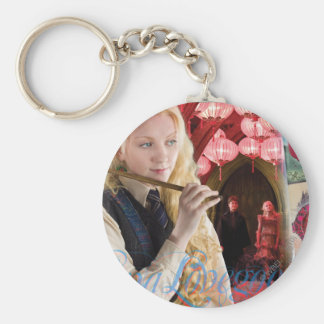 Luna Lovegood Montage Key Chains