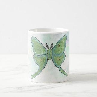 Luna Moth 11 Oz Mug