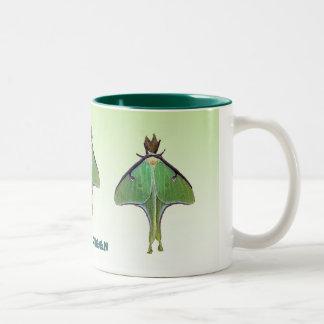 Luna Moth Earth Day Mug