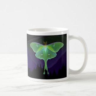 Luna Moth Graphic Mug
