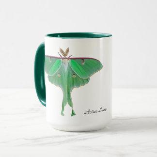 Luna Moth Mug