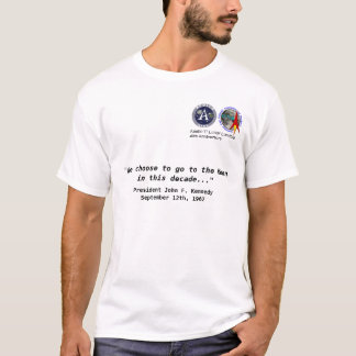 LUNAR - Apollo 11 40th Anniversary Shirt