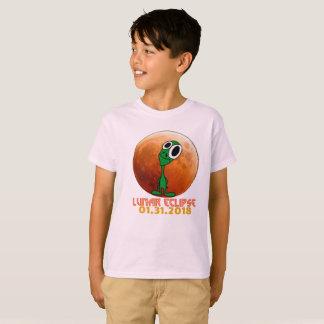 Lunar Eclipse 1.31.2018 T-Shirt