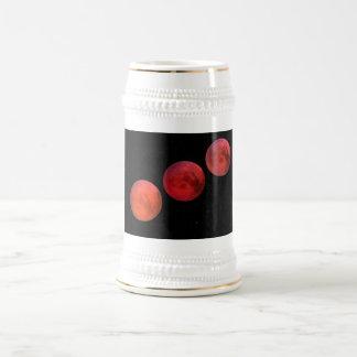 Lunar Eclipse Beer Stein