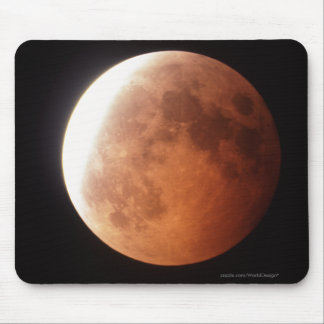 Lunar Eclipse Mouse Pad