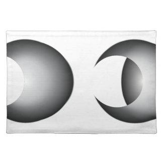 lunar eclipse placemat