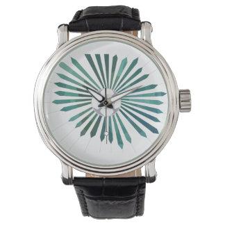 Lunar Flower Wristwatches