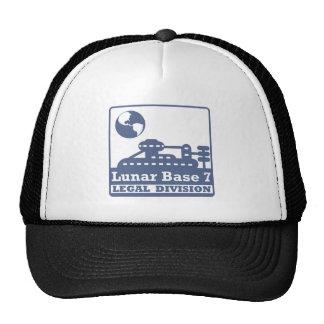 Lunar Legal Division Cap