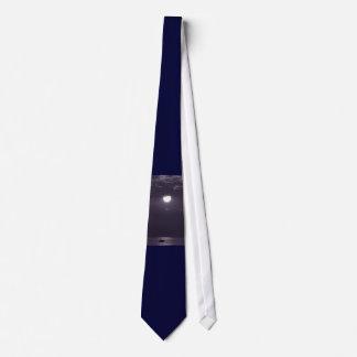 Lunar Lightshow Tie