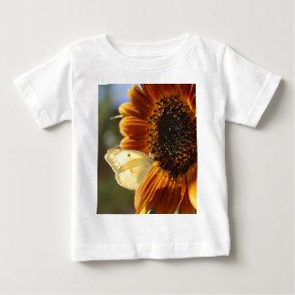 Lunar Moth Sun Landing Baby T-Shirt