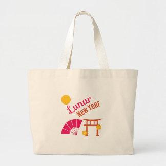 Lunar New Year Jumbo Tote Bag