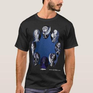 Lunar Pantheon (Black) T-Shirt