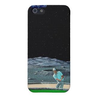Lunar Putt IPhone cover