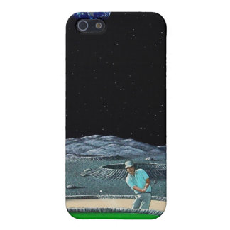 Lunar Putt IPhone cover iPhone 5 Cases