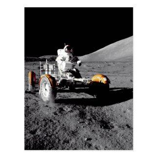 Lunar Rover, Apollo 17 Postcard