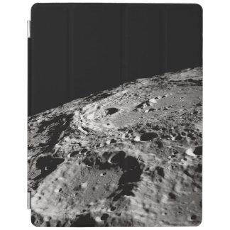 lunar surface iPad cover