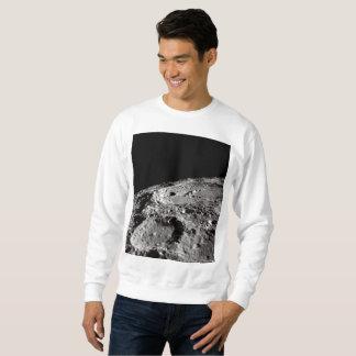 lunar surface sweatshirt