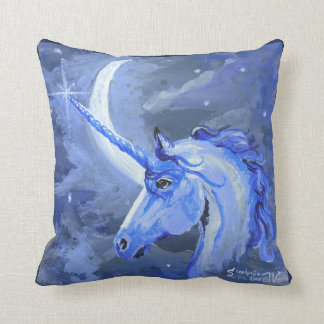 Lunar Unicorn Cushion