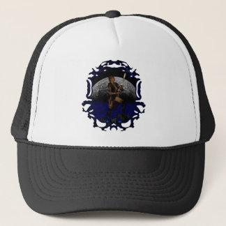 Lunar Warrior Trucker Hat