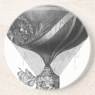 Lunardi's_New_Balloon_as_it_ascended_with_Himself_ Coaster