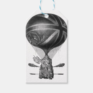 Lunardi's_New_Balloon_as_it_ascended_with_Himself_ Gift Tags