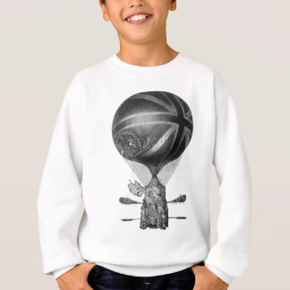 Lunardi's_New_Balloon_as_it_ascended_with_Himself_ Sweatshirt