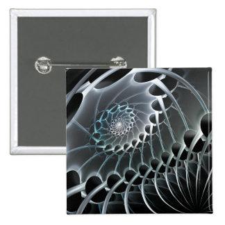 Lunarium Fractal Pin