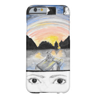 lunatic barely there iPhone 6 case