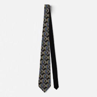 Lunation Tie