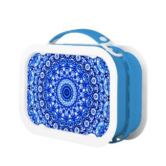 Lunch Box Mandala Mehndi Style G403