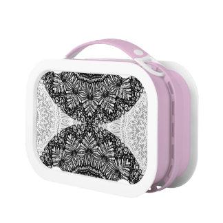 Lunch Box Mandala Mehndi Style G444