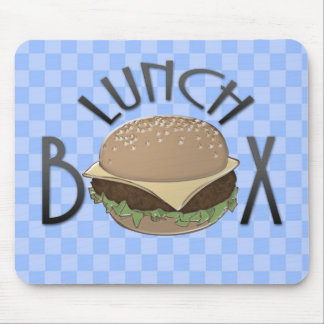 lunch box mouse pad