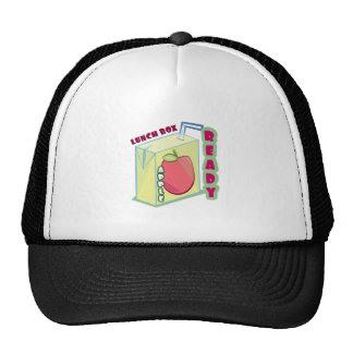 Lunch Box Ready Hats