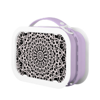 Lunch Box Tribal Mandala G385