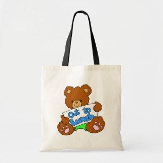 Lunch Break Teddy Bear