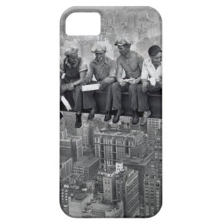 Lunch On A Skyscraper Case For The iPhone 5