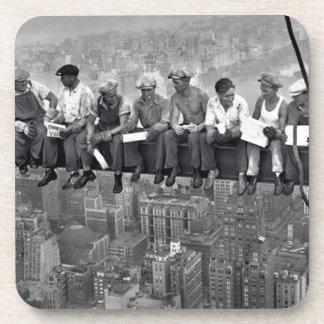 Lunch On A Skyscraper Coaster