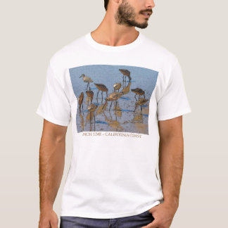 Lunch Time - California Coast T-Shirt
